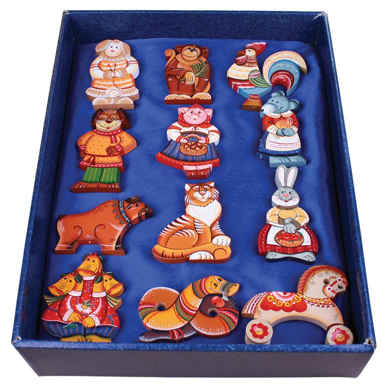 Игрушки своими руками символы года по годам