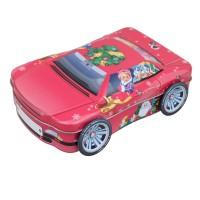 Машина - новогодняя упаковка