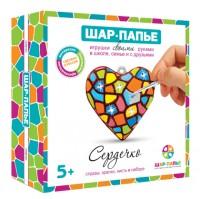 Сердце - набор для детского творчества