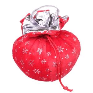 Новогодний подарочный мешок