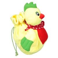 Цыплёнок - новогодняя упаковка, символ года.