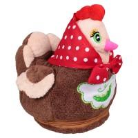Курочка Ряба - новогодняя упаковка, символ года.