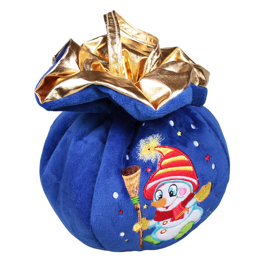 Новогодний подарок игрушка конфеты