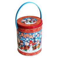 Туба Снеговики - новогодняя упаковка
