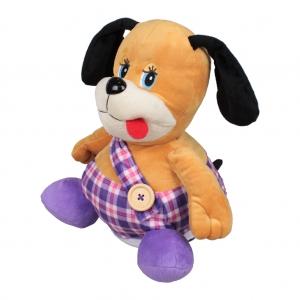 Малыш - новогодняя упаковка, символ 2018 года Собаки.